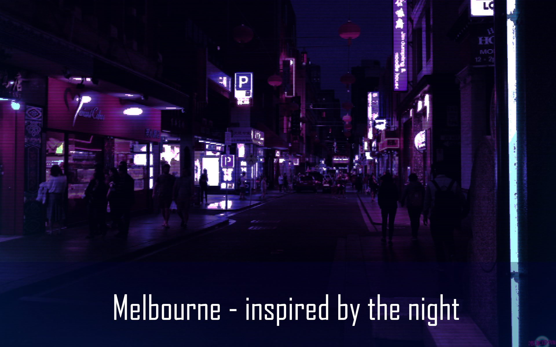 blog post header melbourne cyberpunk photo spots