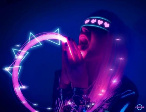 I love neon