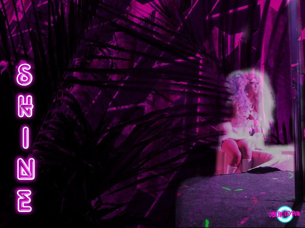Neon aesthetic dreams